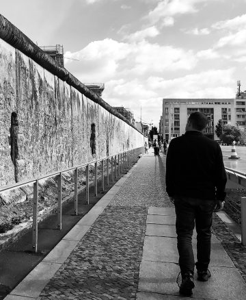 Berlin Wall - Berlin, Germany