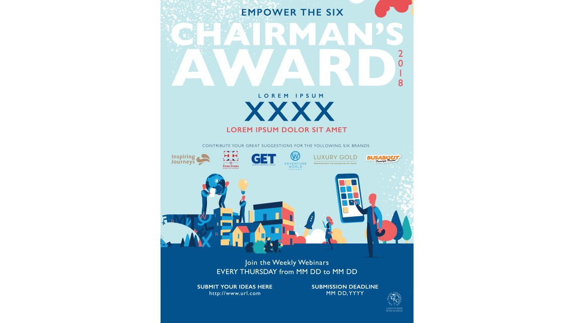 TTC Chairman's Award Poster