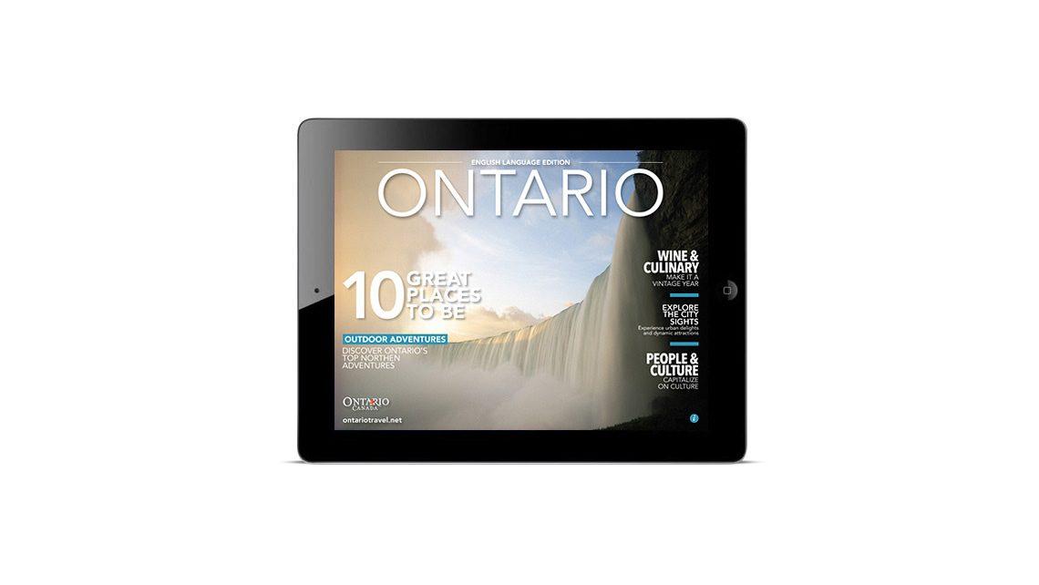 Ontario eBook